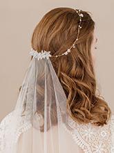 2018春夏《Bridal Veil Creations》饰品画册