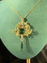 国际珠宝展女式颈饰吊坠图片4659410