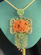 国际珠宝展女式颈饰吊坠图片4659408