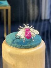 国际珠宝展女式手饰戒指图片4659405