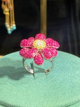 国际珠宝展女式手饰戒指图片4659404