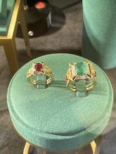 国际珠宝展女式手饰戒指图片4659396