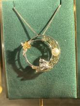 国际珠宝展女式颈饰吊坠图片4659391
