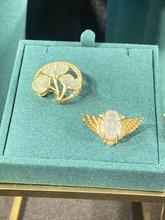 国际珠宝展女式耳饰耳钉图片4659385