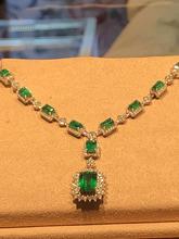 国际珠宝展女式颈饰项链图片4912643