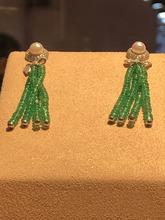 国际珠宝展女式耳饰耳坠图片4912642