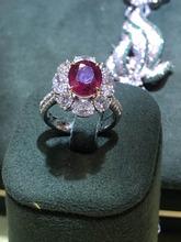 国际珠宝展女式手饰戒指图片4912634