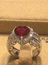 国际珠宝展女式手饰戒指图片4912628
