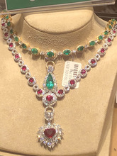 国际珠宝展女式颈饰项链图片4912620
