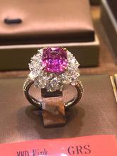 国际珠宝展女式手饰戒指图片4912604