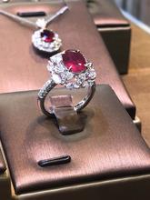 国际珠宝展女式手饰戒指图片4912602