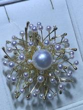 国际珠宝展女式胸饰胸针/胸花图片4912586