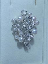 国际珠宝展女式胸饰胸针/胸花图片4912585