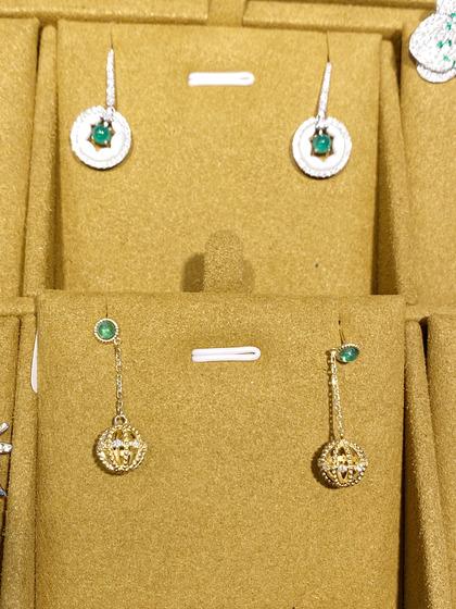 国际珠宝展女式耳饰耳坠图片5183451