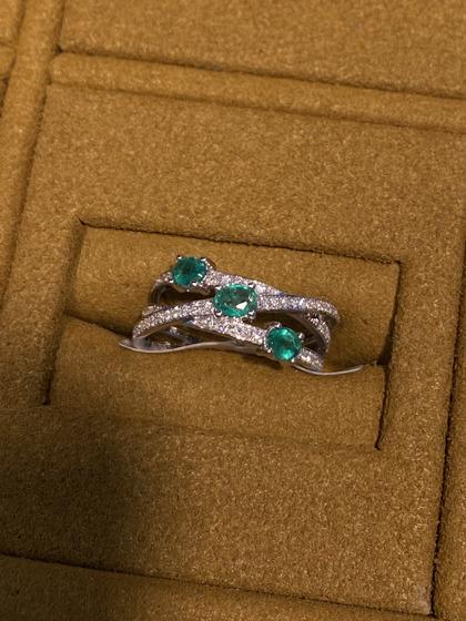 国际珠宝展女式手饰戒指图片5183448