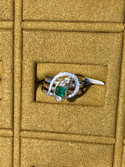 国际珠宝展女式手饰戒指图片5183445