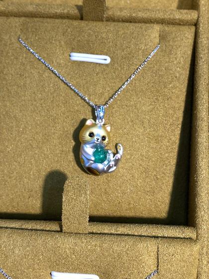 国际珠宝展女式颈饰吊坠图片5183444