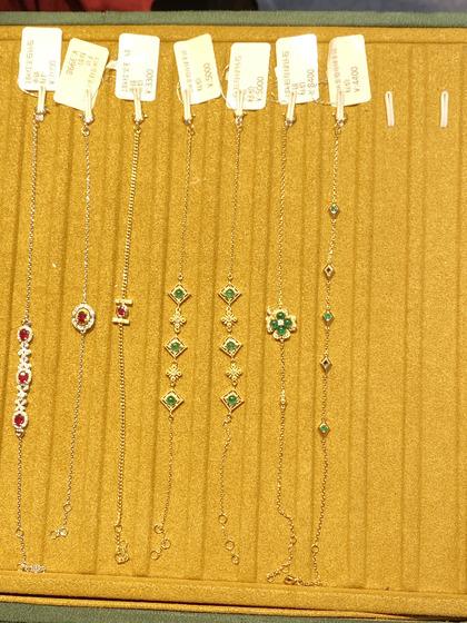国际珠宝展女式手饰手链图片5183438