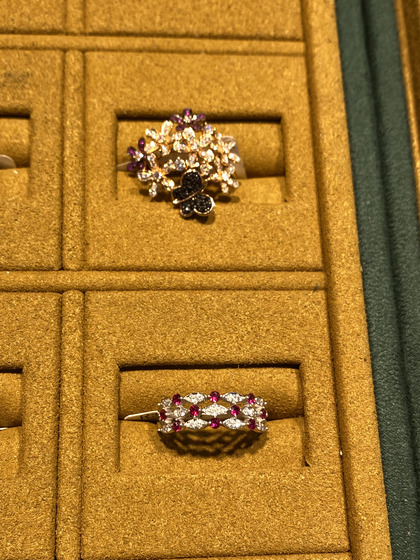 国际珠宝展女式手饰戒指图片5183436