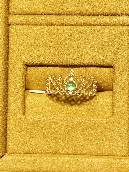 国际珠宝展女式手饰戒指图片5183435