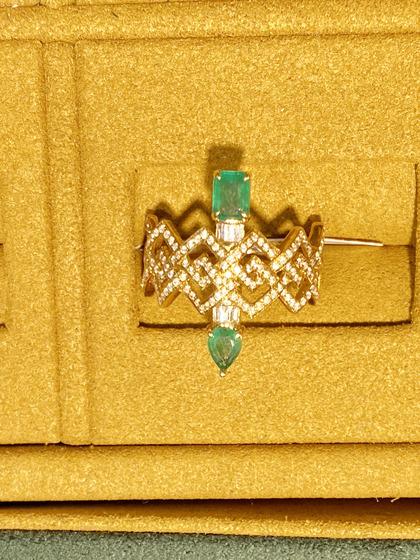国际珠宝展女式手饰戒指图片5183433