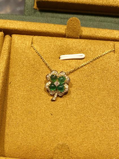 国际珠宝展女式颈饰吊坠图片5183432