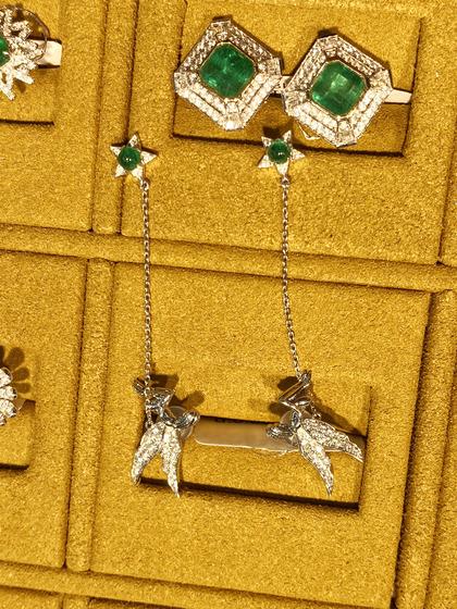 国际珠宝展女式耳饰耳坠图片5183431