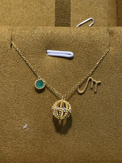国际珠宝展女式颈饰吊坠图片5183430