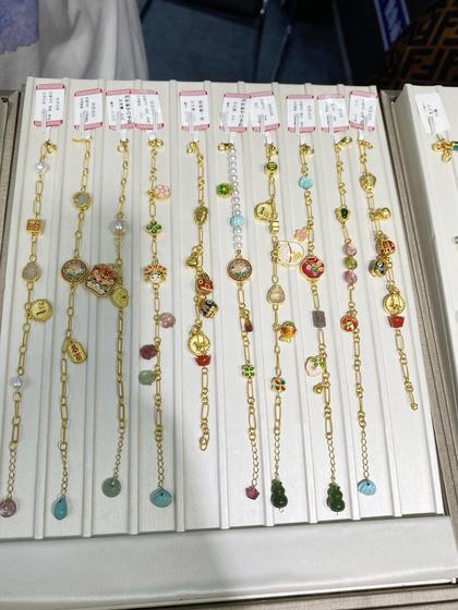 国际珠宝展女式手饰手链图片5183427
