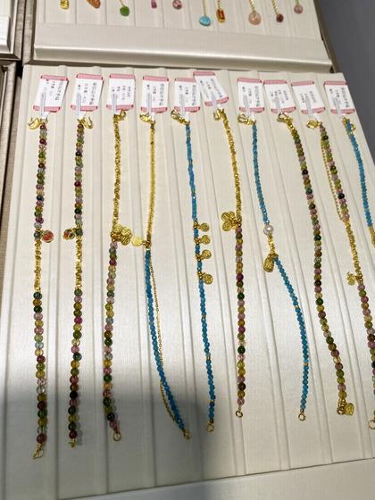 国际珠宝展女式手饰手链图片5183426