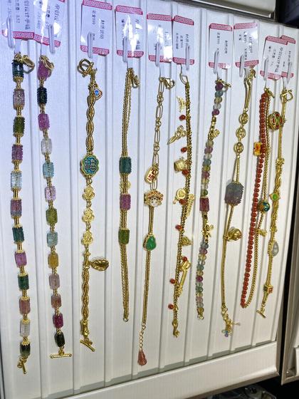 国际珠宝展女式手饰手链图片5183424