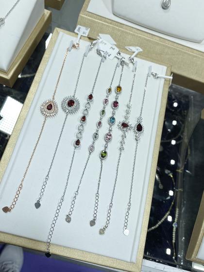 国际珠宝展女式手饰手链图片5183420