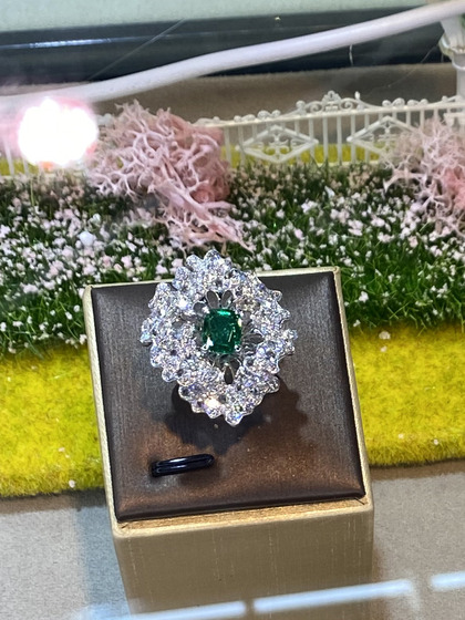 国际珠宝展女式手饰戒指图片5183481