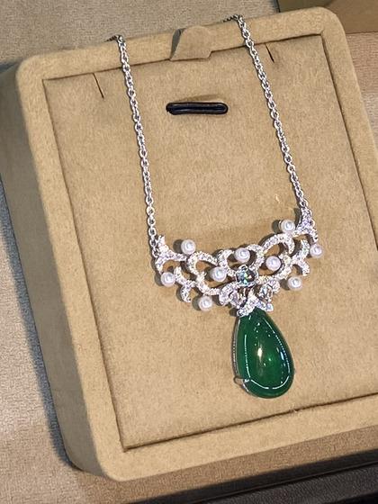 国际珠宝展女式颈饰项链图片5183480