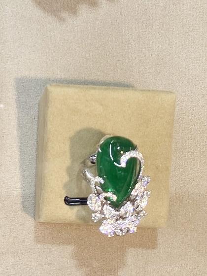 国际珠宝展女式手饰戒指图片5183479