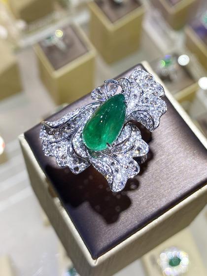 国际珠宝展女式手饰戒指图片5183475