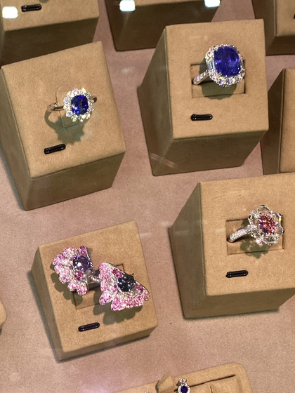 国际珠宝展女式手饰戒指图片5183474