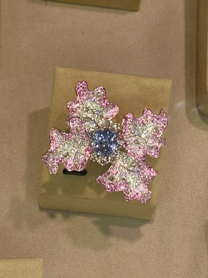 国际珠宝展女式手饰戒指图片5183471