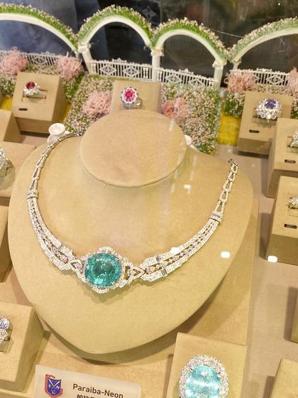 国际珠宝展女式颈饰项链图片5183470