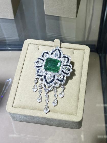 国际珠宝展女式颈饰吊坠图片5183469