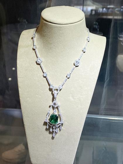 国际珠宝展女式颈饰项链图片5183465