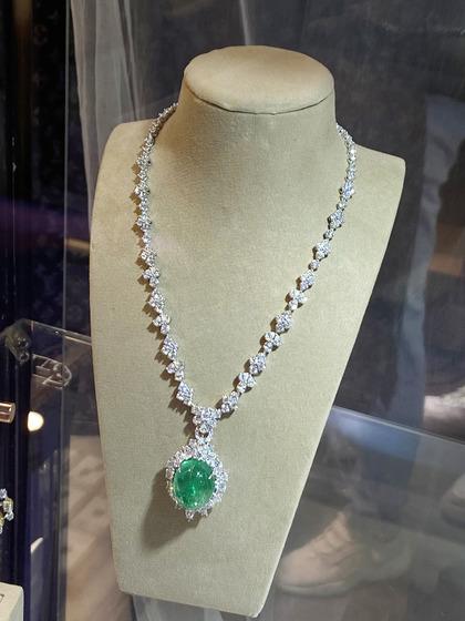 国际珠宝展女式颈饰项链图片5183464
