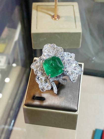 国际珠宝展女式手饰戒指图片5183463