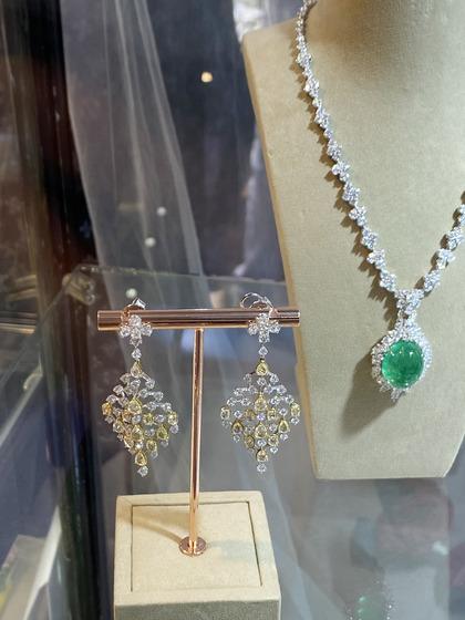 国际珠宝展女式耳饰耳坠图片5183462