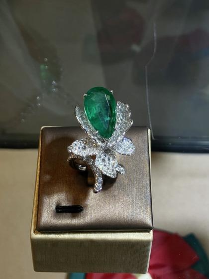 国际珠宝展女式手饰戒指图片5183461