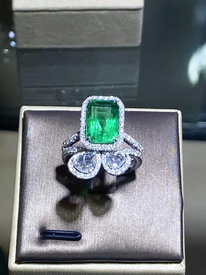 国际珠宝展女式手饰戒指图片5183458
