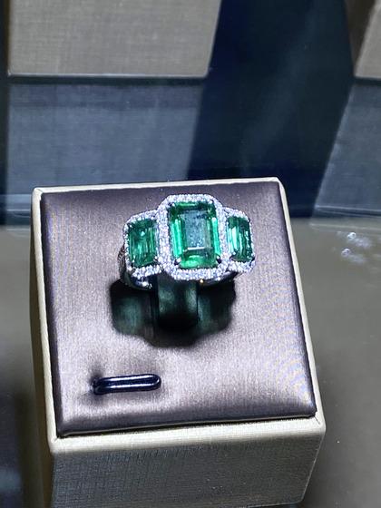国际珠宝展女式手饰戒指图片5183457