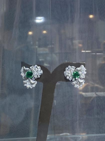 国际珠宝展女式耳饰耳钉图片5183455