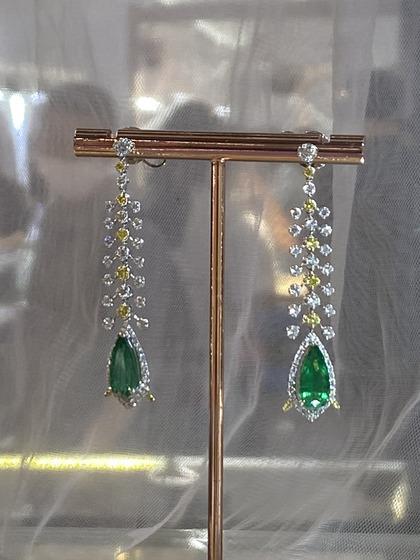 国际珠宝展女式耳饰耳坠图片5183454