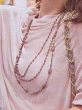 杂志 女式 颈饰 项链图片17766